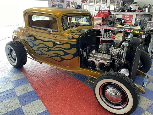 1932 Ford 3-Window Coupe (CC-1517039) for sale in Reno, Nevada