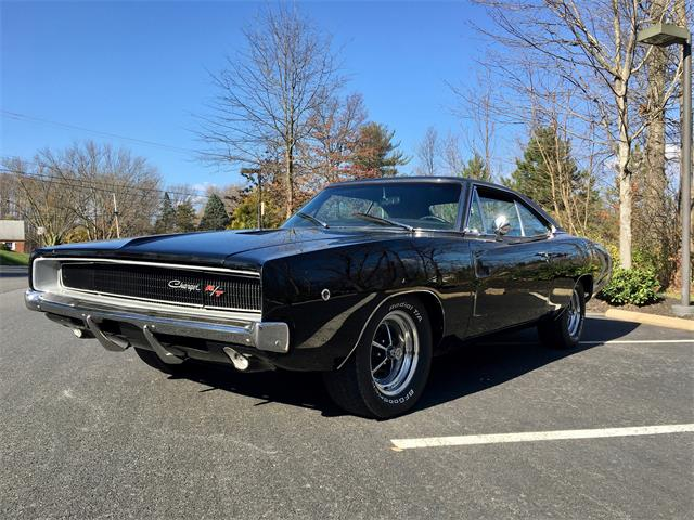 1968 Dodge Charger R/T (CC-1517040) for sale in Silver Spring, Maryland