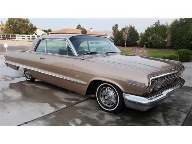 1963 Chevrolet Impala (CC-1517049) for sale in Apple Valley , California