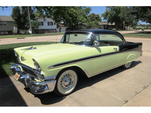 1956 Chevrolet Bel Air (CC-1517082) for sale in GREAT BEND, Kansas
