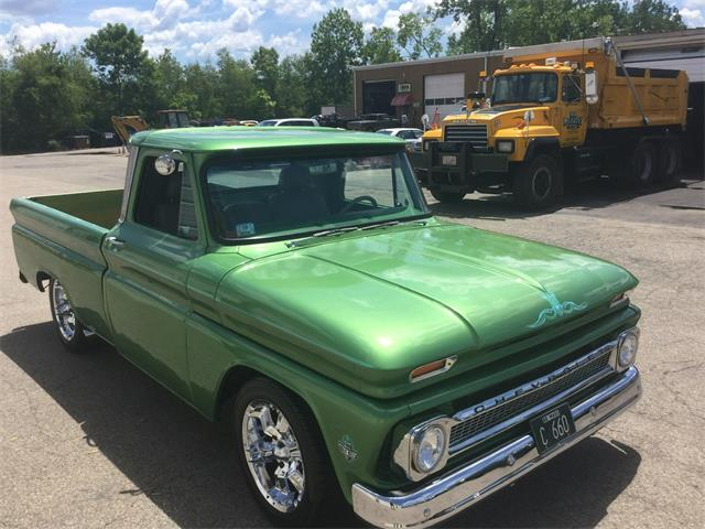 1966 Chevrolet C10 (CC-1517087) for sale in Braintree , Massachusetts