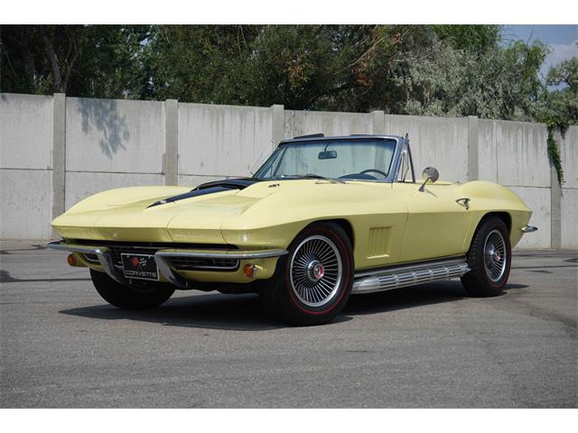1967 Chevrolet Corvette (CC-1517093) for sale in Boise, Idaho