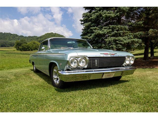 1962 Chevrolet Impala (CC-1517103) for sale in LA CROSSE, Wisconsin
