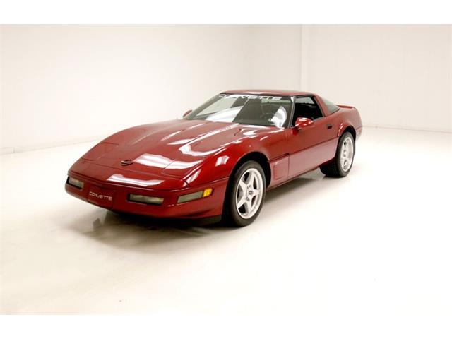 1995 Chevrolet Corvette (CC-1517116) for sale in Morgantown, Pennsylvania