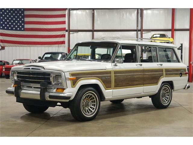 1989 Jeep Grand Wagoneer (CC-1517119) for sale in Kentwood, Michigan