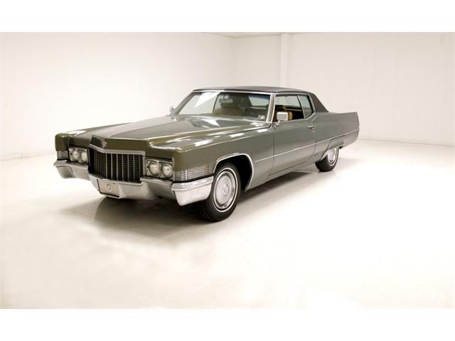 1970 Cadillac Coupe (CC-1517124) for sale in Morgantown, Pennsylvania