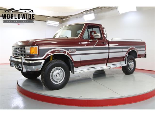 1988 Ford F250 (CC-1517127) for sale in Denver , Colorado