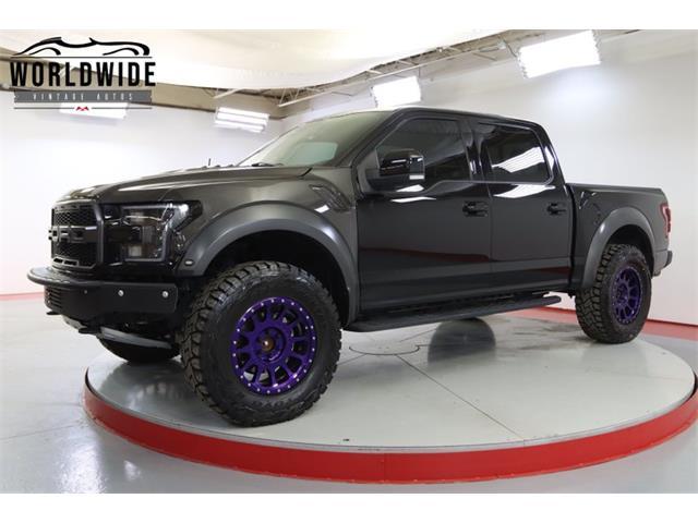 2017 Ford Raptor (CC-1517132) for sale in Denver , Colorado