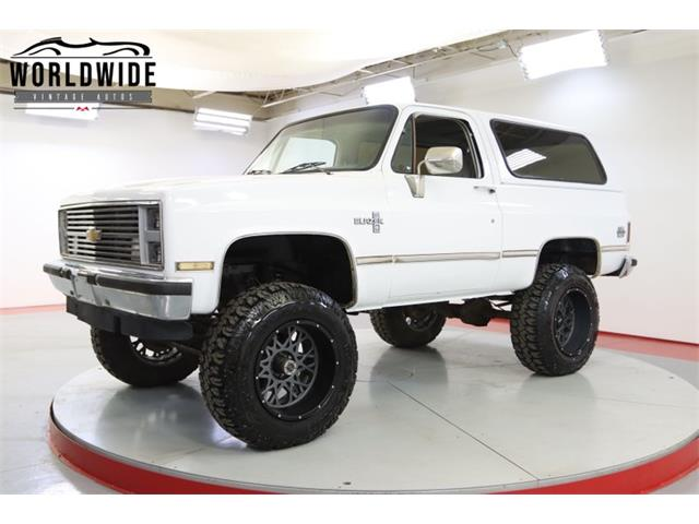 1987 Chevrolet Blazer (CC-1517133) for sale in Denver , Colorado