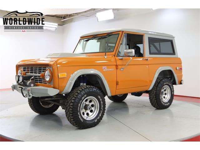 1974 Ford Bronco (CC-1517135) for sale in Denver , Colorado