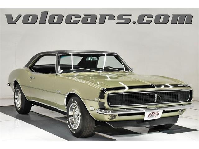 1968 Chevrolet Camaro (CC-1517143) for sale in Volo, Illinois