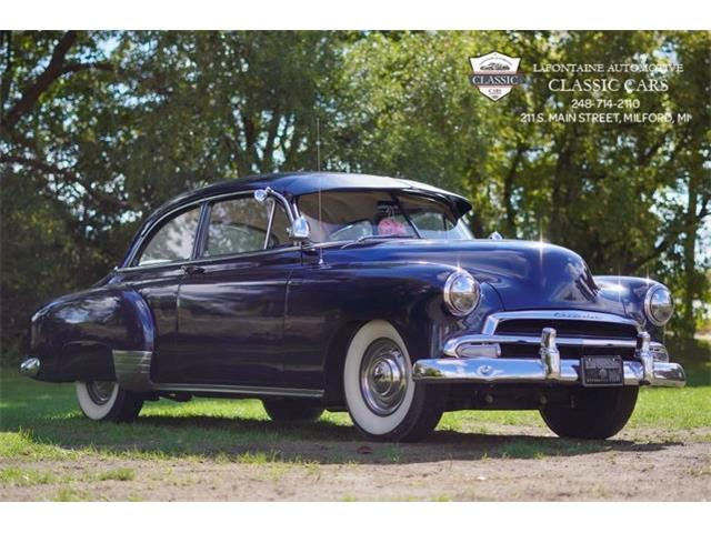1952 Chevrolet Business Coupe (CC-1517155) for sale in Milford, Michigan