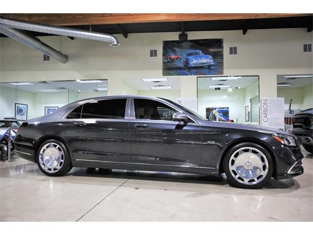 2020 Mercedes-Benz S-Class (CC-1517165) for sale in Chatsworth, California