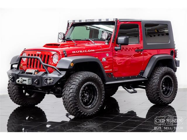 2008 Jeep Wrangler (CC-1517176) for sale in St. Louis, Missouri