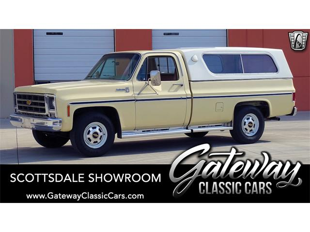 1979 Chevrolet C20 (CC-1517193) for sale in O'Fallon, Illinois