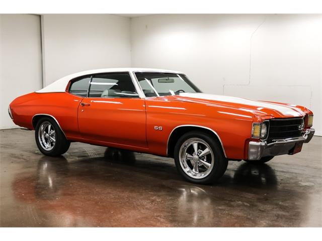 1972 Chevrolet Chevelle (CC-1517196) for sale in Sherman, Texas