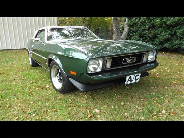 1973 Ford Mustang (CC-1510722) for sale in Greenville, North Carolina