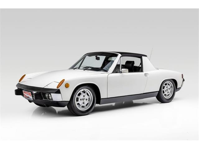 1973 Porsche 914 (CC-1517223) for sale in Costa Mesa, California