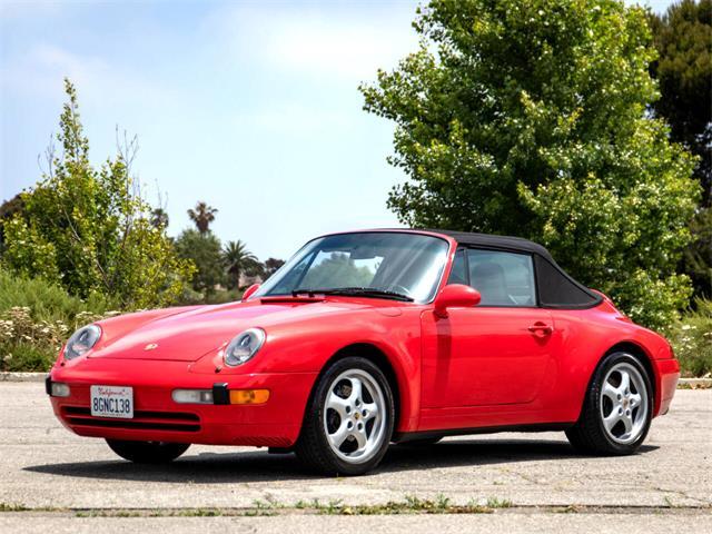 1997 Porsche 993 (CC-1510724) for sale in Marina Del Rey, California