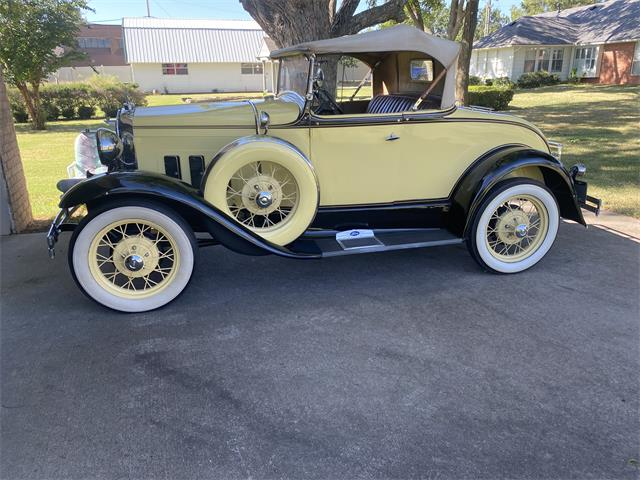 1931 Ford Model 40 (CC-1517247) for sale in SHAWNEE, Oklahoma