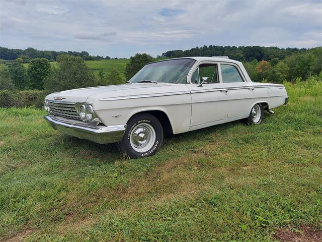 1962 Chevrolet Bel Air (CC-1517251) for sale in Woodstock, Connecticut