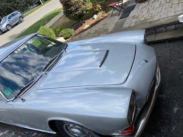 1967 Maserati Quattroporte (CC-1517258) for sale in Brampton, Ontario