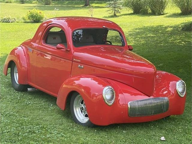 1941 Willys 2-Dr Coupe (CC-1517264) for sale in North Benton, Ohio