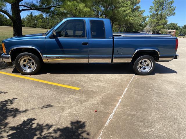 1992 GMC 1500 (CC-1517269) for sale in SHAWNEE, Oklahoma