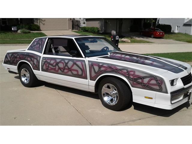 1986 Chevrolet Monte Carlo (CC-1517272) for sale in McHenry, Illinois