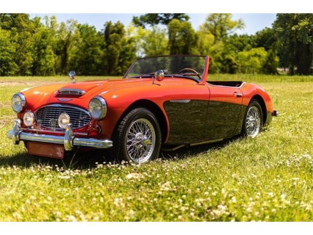 1958 Austin-Healey 100-6 BN4 (CC-1517282) for sale in Online, Missouri