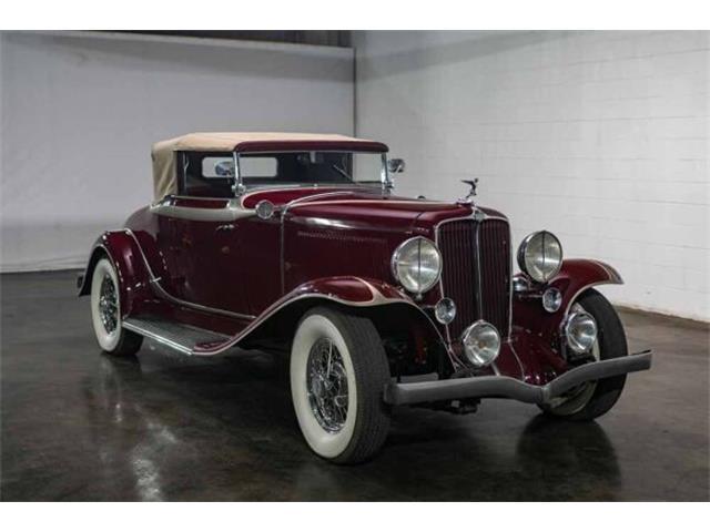 1931 Auburn 8-98A (CC-1517321) for sale in Online, Missouri