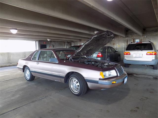 1986 Ford Thunderbird (CC-1517355) for sale in Schenectady, New York
