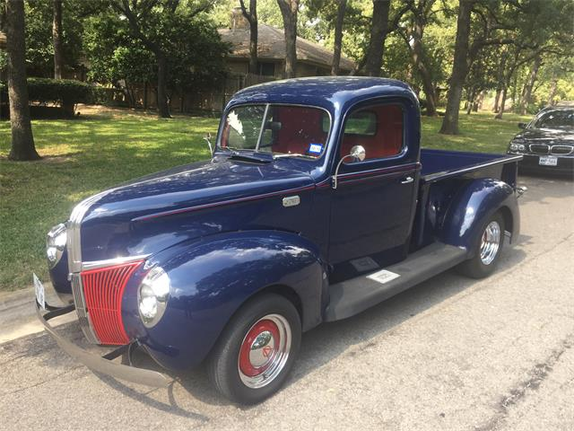 1941 Ford Pickup (CC-1517405) for sale in Denton, Texas
