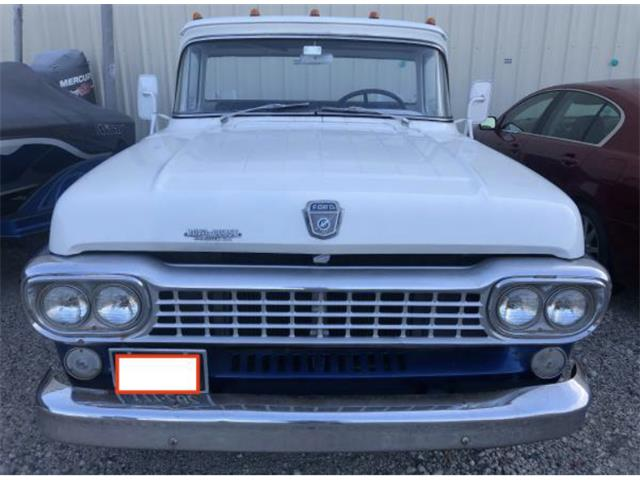 1958 Ford F100 (CC-1517410) for sale in Suffolk, Virginia