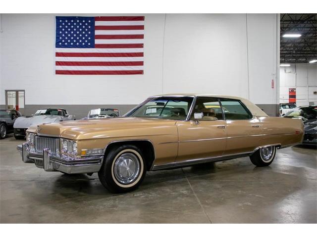 1973 Cadillac Sedan (CC-1517418) for sale in Kentwood, Michigan
