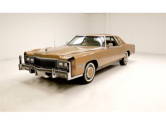 1977 Cadillac Eldorado (CC-1517426) for sale in Morgantown, Pennsylvania