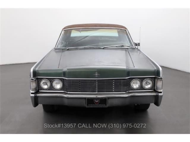 1968 Lincoln Continental (CC-1517432) for sale in Beverly Hills, California