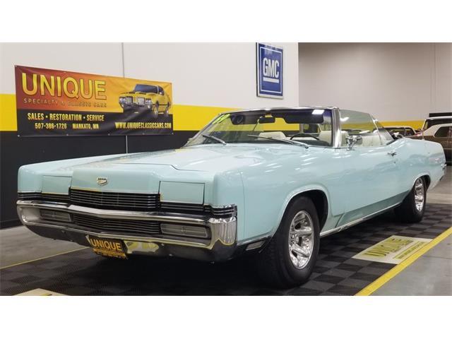 1969 Mercury Marquis (CC-1517434) for sale in Mankato, Minnesota