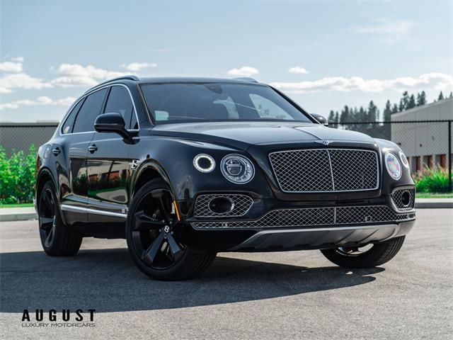 2018 Bentley Bentayga (CC-1517444) for sale in Kelowna, British Columbia