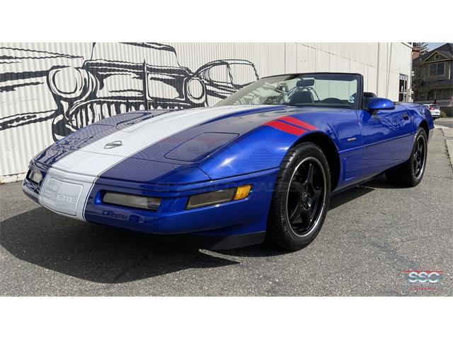 1996 Chevrolet Corvette (CC-1517448) for sale in Fairfield, California