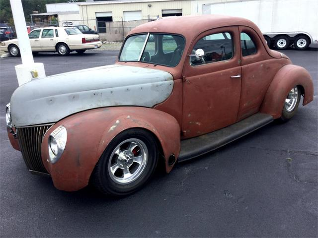 1940 Ford 2-Dr Coupe (CC-1510745) for sale in Greenville, North Carolina