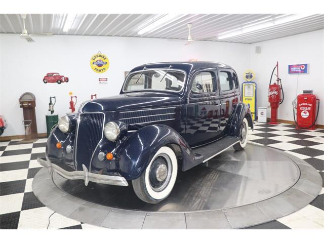 1936 Ford Sedan (CC-1517456) for sale in Clarence, Iowa
