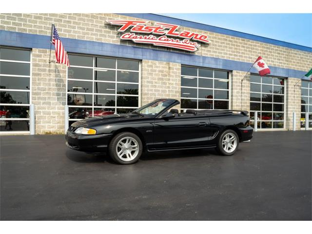 1998 Ford Mustang (CC-1517462) for sale in St. Charles, Missouri