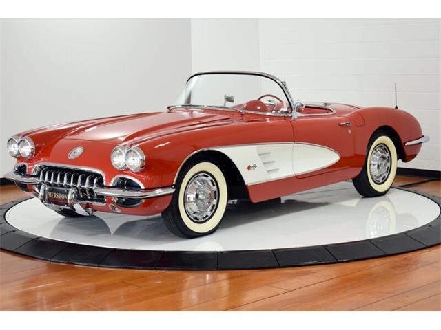 1959 Chevrolet Corvette (CC-1517488) for sale in Springfield, Ohio