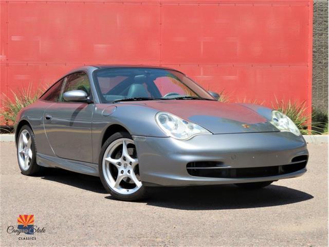 2002 Porsche 911 (CC-1517502) for sale in Tempe, Arizona