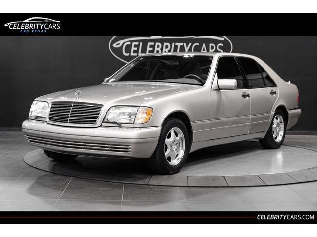 1999 Mercedes-Benz S-Class (CC-1517533) for sale in Las Vegas, Nevada