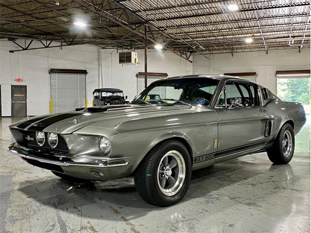 1967 Ford Mustang (CC-1517554) for sale in Marietta, Georgia