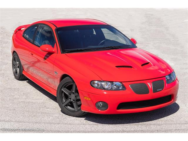 2004 Pontiac GTO (CC-1517569) for sale in Ocala, Florida