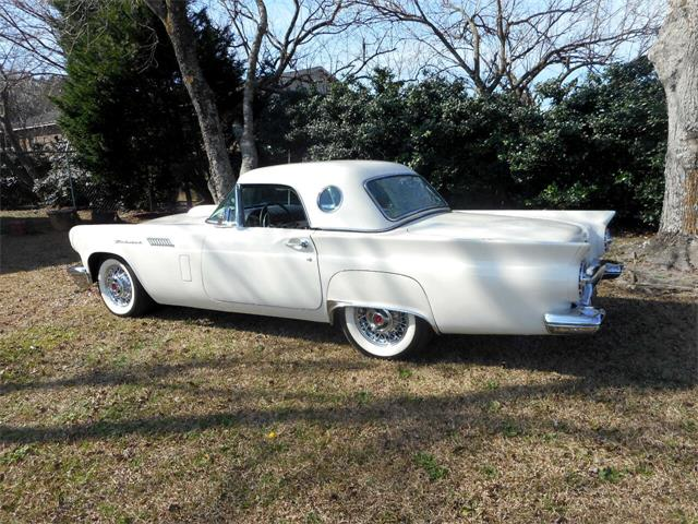 1957 Ford Thunderbird (CC-1510758) for sale in Greenville, North Carolina