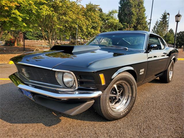 1970 Ford Mustang (CC-1517581) for sale in Eugene, Oregon